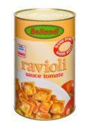 Ravioli sauce Tomate<br/>sans Porc sans Boeuf - 5/1