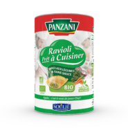 Ravioli Prêt à Cuisiner<br/>farci aux Légumes BIO 5/1