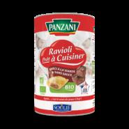 Ravioli Prêt à Cuisiner<br/>farci à la viande BIO 5/1