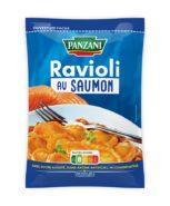 Ravioli au Saumon<br/>Poche