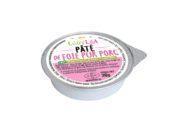 Pâté de Foie Pur Porc<br/>Coupelle 30g