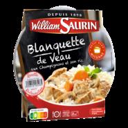 Blanquette de Veau<br/>Micro-ondable