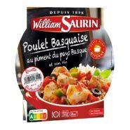 Poulet Basquaise<br/>Micro-ondable