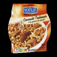 Cassoulet Toulousain<br/>Micro-ondable