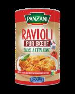 Ravioli pur Boeuf<br/>sauce Italienne - 5/1