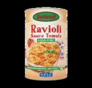 Ravioli sauce Tomate<br/>sans Porc - 5/1